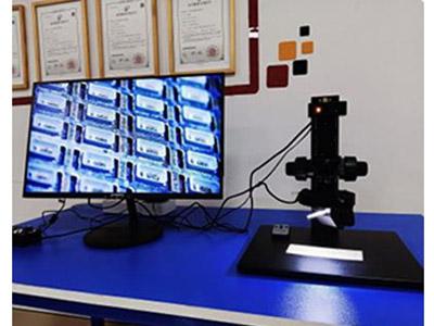 三维旋转视频显微镜
