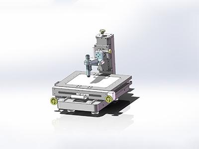 显微镜测量平台