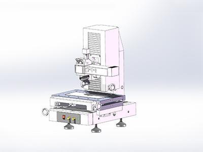 手动影像测量仪(带金相系统)